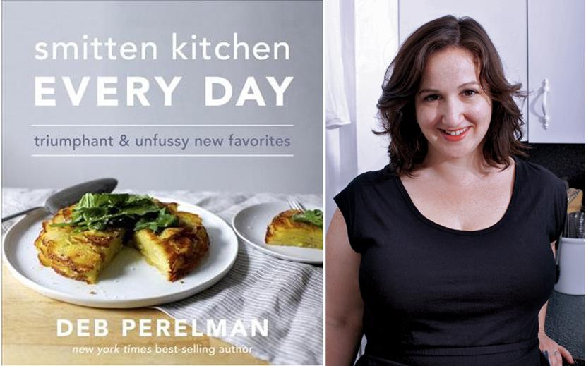 Deb Perelman Kitchen deb perelman, smitten kitchen every day   bookshop santa cruz