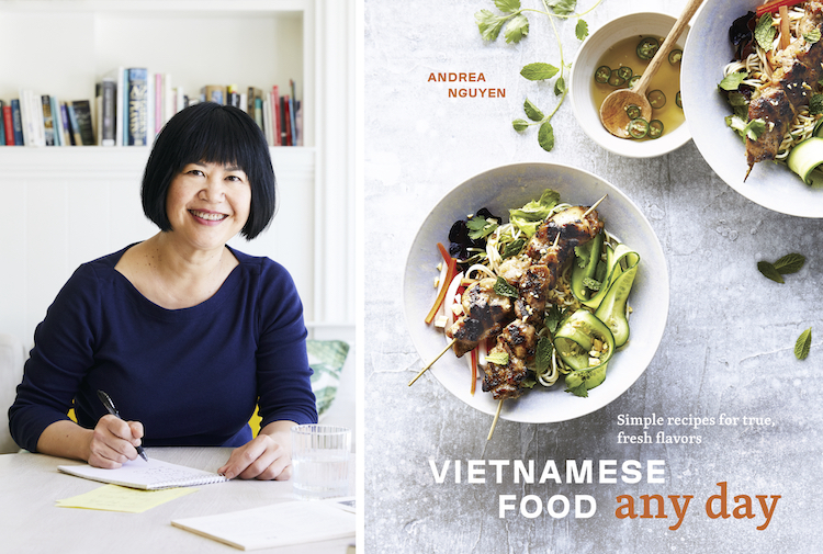 Andrea Nguyen Vietnamese Food Any Day Bookshop Santa Cruz