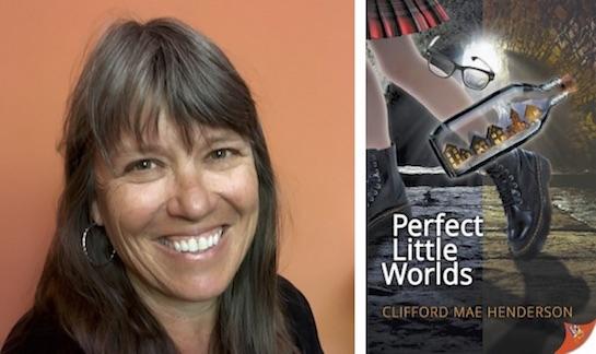 Clifford Henderson perfect little worlds bookshop Santa Cruz