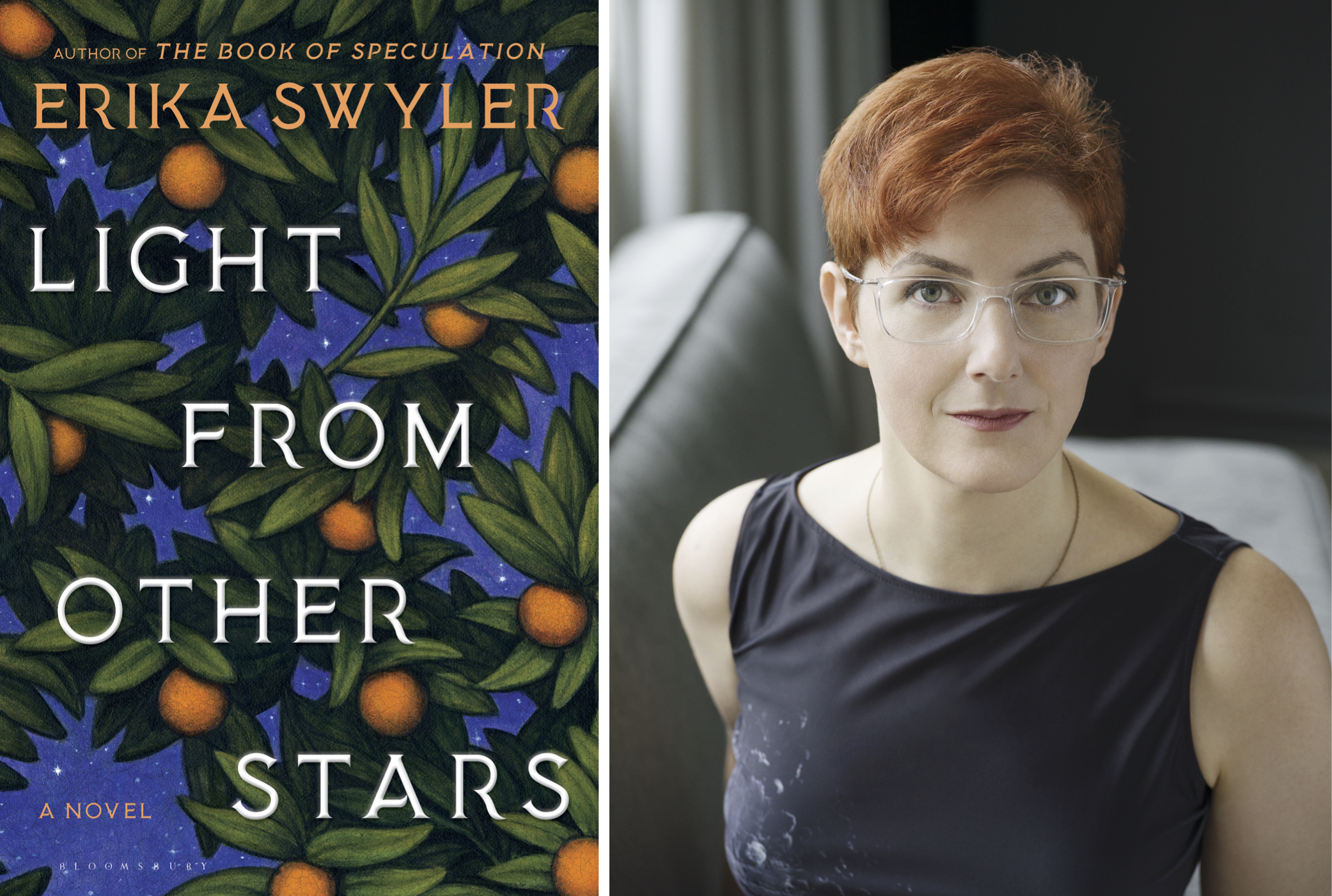 Erika Swyler LIGHT FROM OTHER STARS