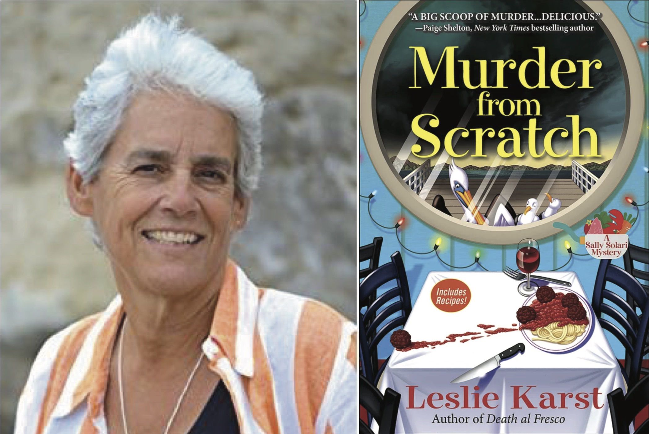 Leslie Karst, Murder from Scratch
