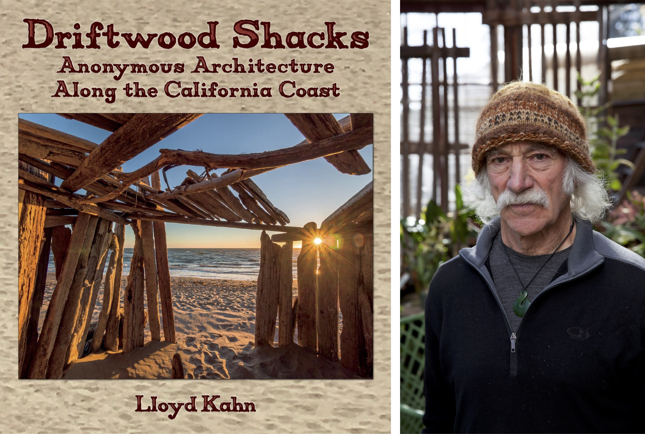 lloyd kahn driftwood shacks bookshop santa cruz