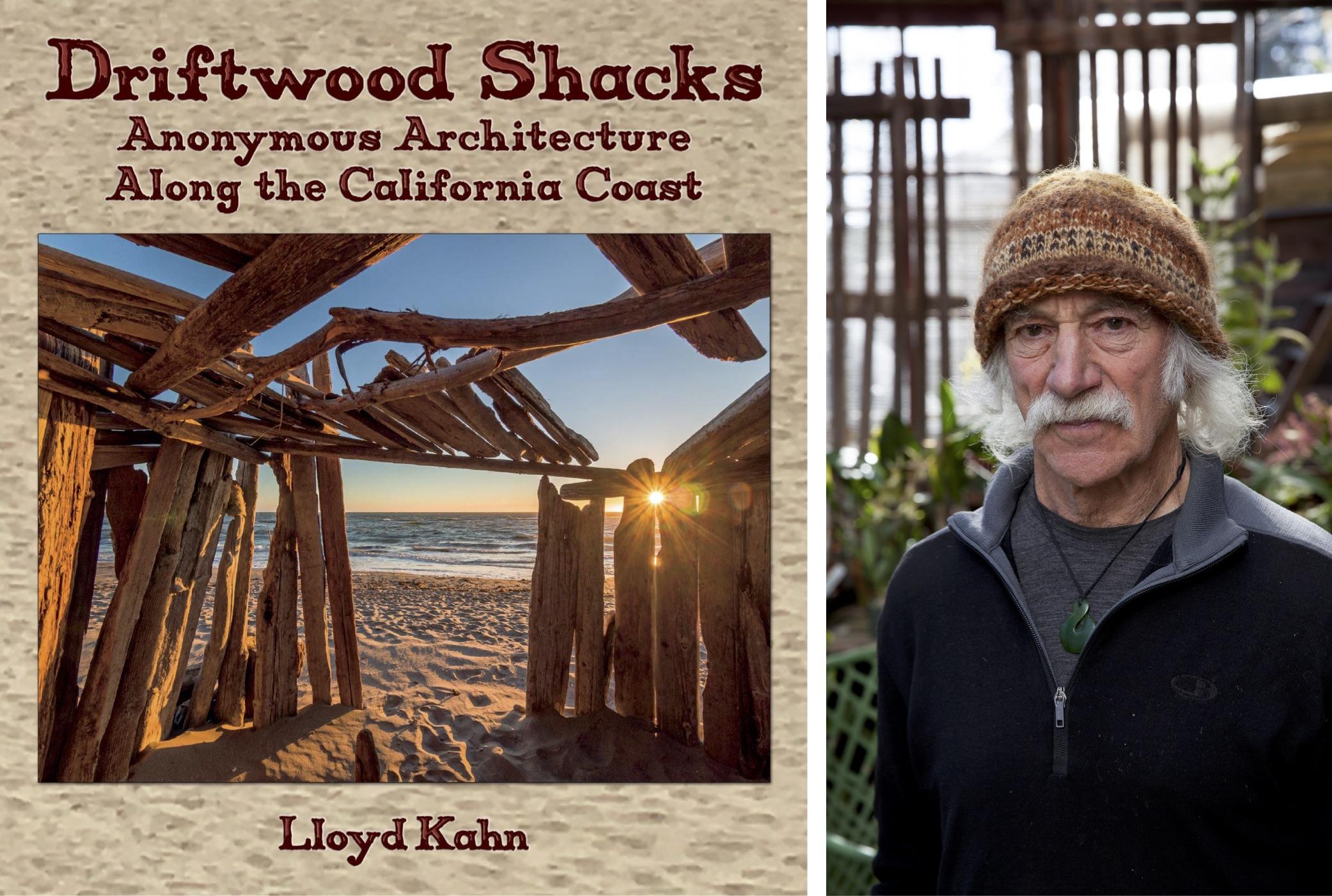 lloyd kahn driftwood shacks bookshop santa cruz