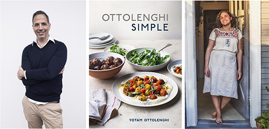 Yotam Ottolenghi Simple Bookshop Santa Cruz
