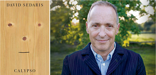 David Sedaris Calypso at Bookshop Santa Cruz