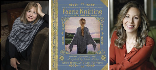 Alice and Lisa Hoffman, Faerie Knitting