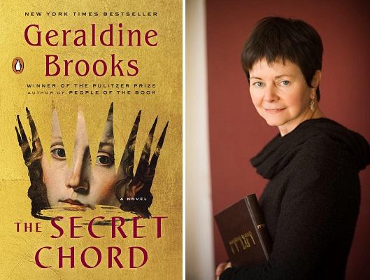 Geraldine Brooks, The Secret Chord | Bookshop Santa Cruz