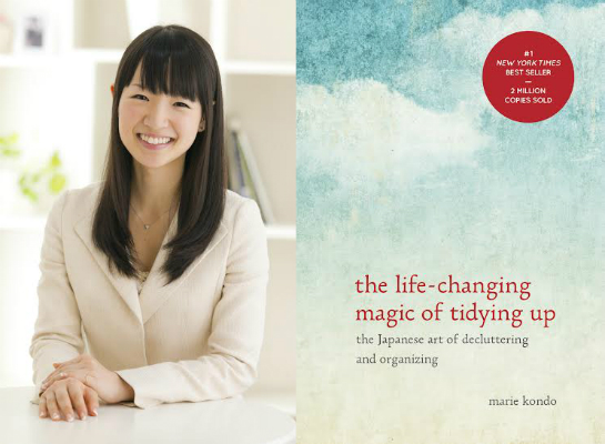 marie kondo the life changing magic of tidying up bookshop santa cruz. Black Bedroom Furniture Sets. Home Design Ideas