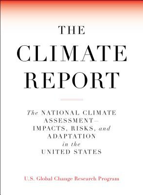 The cover of The Climate Report