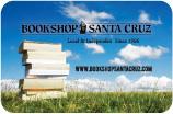 Bookshop Santa Cruz Gift Card