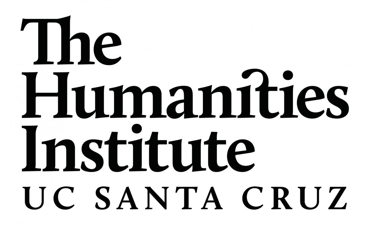 The logo for the Humanities Institute at UC Santa Cruz.