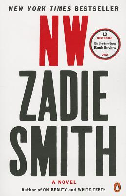 The cover of the book NW by Zadie Smith