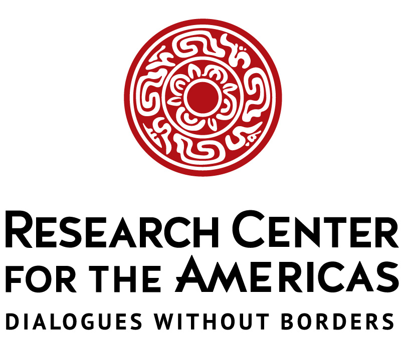 The logo of the Research Center for the Americas