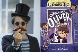 Pseudonymous Bosch, The Unbelievable Oliver and the Four Jokers