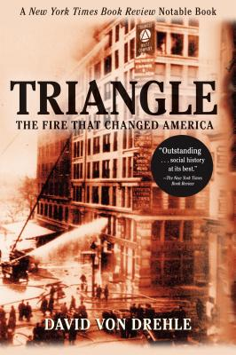 The cover of Triangle by David Von Drehle